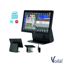 "Pc Touch Screen 15"" con Sistema Gestionale Integrato"