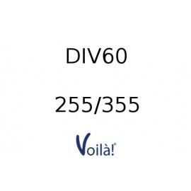 Divider H60 per sigarette prof. 255/355