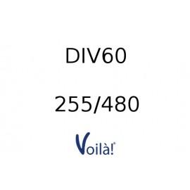 Divider H60 per sigarette prof. 255/480