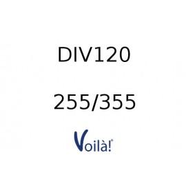 Divider H120 per sigari e trinciati prof. 255/355