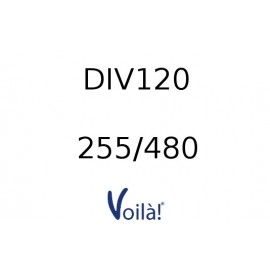 Divider H120 per sigari e trinciati prof. 255/480