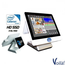 "Pc Touch Screen - Pos Touch 15"" Dual Monitor"