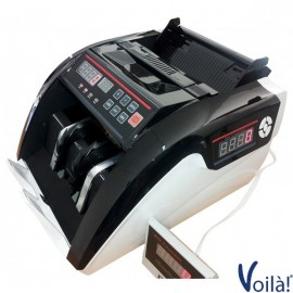 Conta e verifica banconote con triplo display In Omaggio Con Clipper
