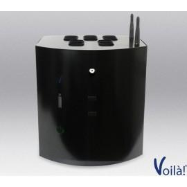 Nebbiogeno Autoinstallante con 1 bombola usa e getta per ambienti fino a 200 m³